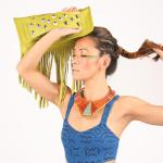Commercial shot featuring FashionJen Handbags